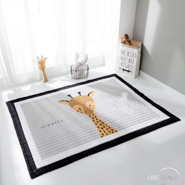 Speelkleed giraffe voor baby