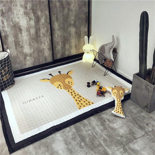 speelkleed giraffe detailfoto 3