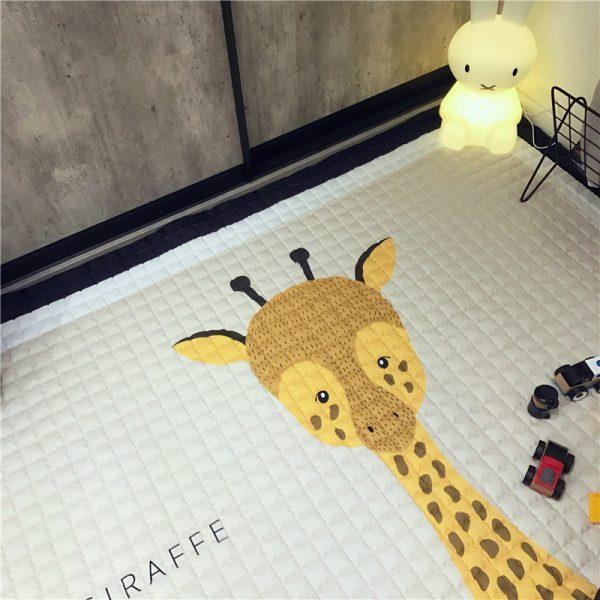 speelkleed giraffe detailfoto 5