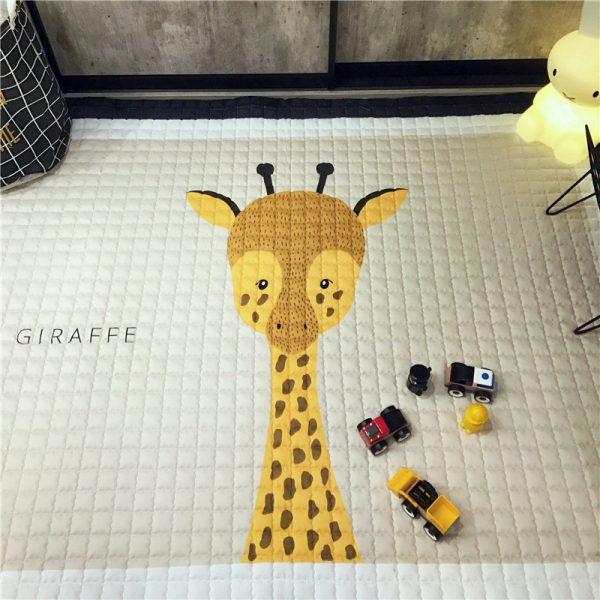 speelkleed giraffe detailfoto 6